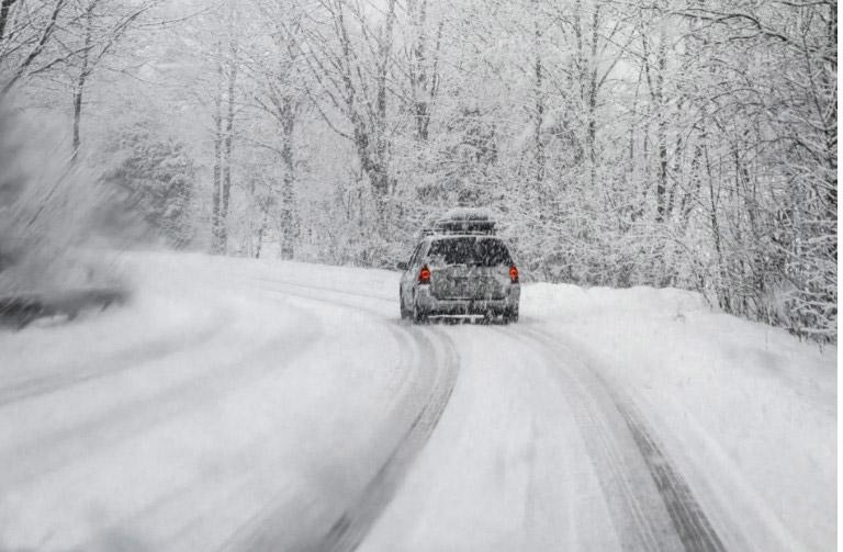 Préparez votre conduite pour l'hiver!
